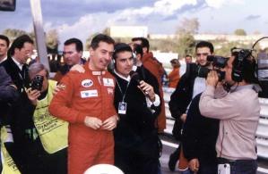Vallelunga, Diretta Tv 6 Ore 1998