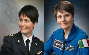 Capitano Pilota Samantha Cristoforetti
