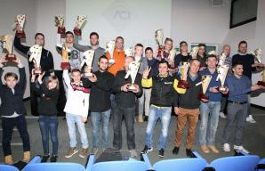 vincitori dei Campionati Regionali Karting Nord e Centro 2014 e delle Coppe CSAI Karting Nord e Centro 2014