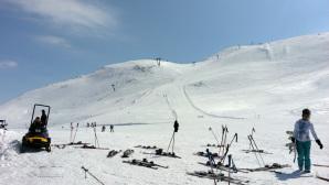 Il Monte Scindarella visto da Fontari