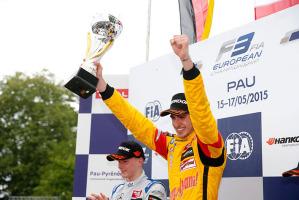Pau 2015, vincitore di gara-3