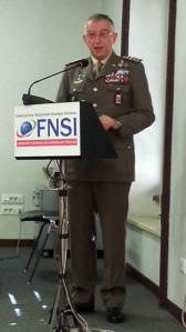 Il capo di Stato maggiore, generale Claudio Graziano © manfregola