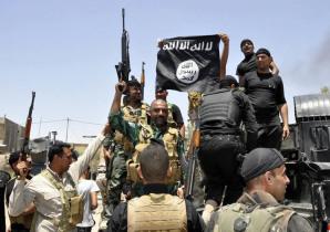 I guerriglieri dell'Isis che controllano un vasto territorio in Libia al confine con la Siria