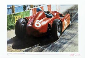 Ascari, Ferrari D50