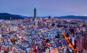 Taipei è la capitale e la maggiore città (2.606.151 abitanti) di Taiwan