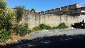 Via Aquavivola a Velletri, quello che rimane dell'oasi biologica attrezzata per lo stoccaggio dei rifiuti urbani differenziati
