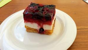 Torta allo yougurt