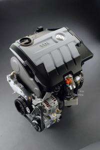Il quattro cilindri 2-o TDI Ea 189 Euro 5