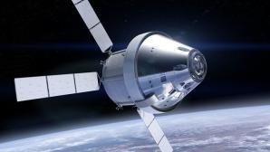 Il veicolo spaziale americano Orion