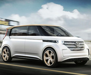 Il progetto della nuova Volkswagen Concept Budd