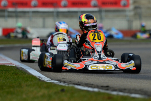 Kilian Meyer (Rotax Junior) © DSM Motorsport