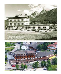 I due volti dell'Hotel Capriolo di San Candido: prima e dopo