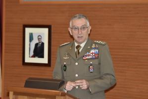 Il generale di Stato maggiore della Difesa, Graziano