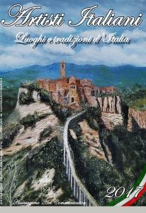 La copertina del Calendario 2017 firmato da Ercole Furia