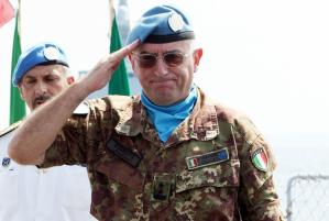Il generale Claudio Graziano, capo di Sato Maggiore della Difesa nazionale