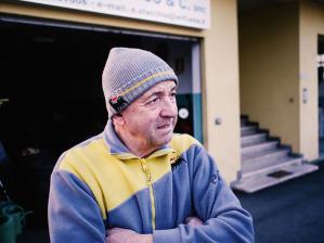 Graziano Stacchio, il benzinaio vicentino che ha sventato la rapina alla gioielleria nel 2015 in un conflitto a fuoco con la banda di balordi