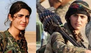 Fra le numerose e coraggiose combattenti Ypj cadute sul campo per arginare la controffensiva jihadista c'è anche Asia Ramazan Antar, conosciuta anche come Viyan Qamisla. Onore a queste ragazze che hanno conosciuto le tragedie della guerra vivendola in prima linea e per questo rimettendoci la vita.