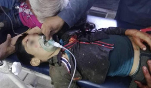 Fra i feriti e le vittime anche molto bambini ©Globalist