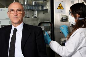 Piero Di Lorenzo, presidente della IRBM di Pomezia,  azienda specializzata nella ricerca farmaceutica